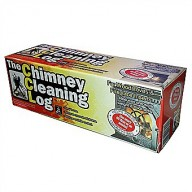 Chimney Cleaning Log