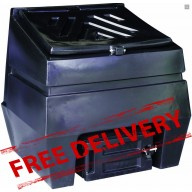 Coal Bunker Medium 300kg (6 x 50kg bags)