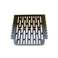 Gerkros Square Fire Grate 16""