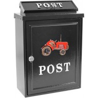 Post Box -Tractor Design
