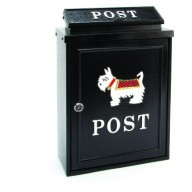 Post Box - Westie Design