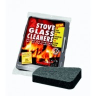 Stove Glass Cleaning Sponge
