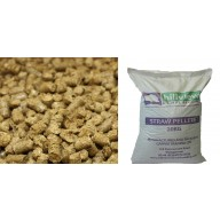 Straw Pellets - Bag