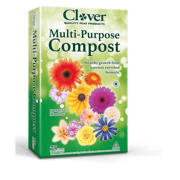 Multi - Purpose Compost - 60 Litres