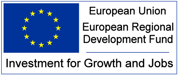 European Union | European Regional Development Fund | Investment for Growth and Jobs